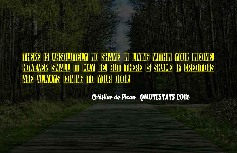 Christine De Pizan Quotes #386290