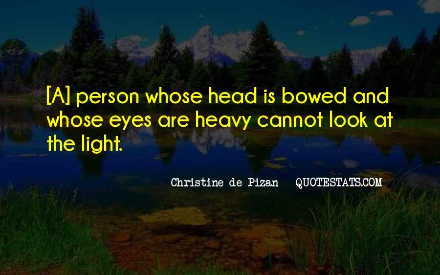 Christine De Pizan Quotes #406184