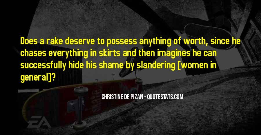 Christine De Pizan Quotes #569292