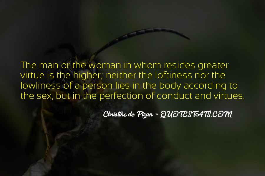 Christine De Pizan Quotes #737986