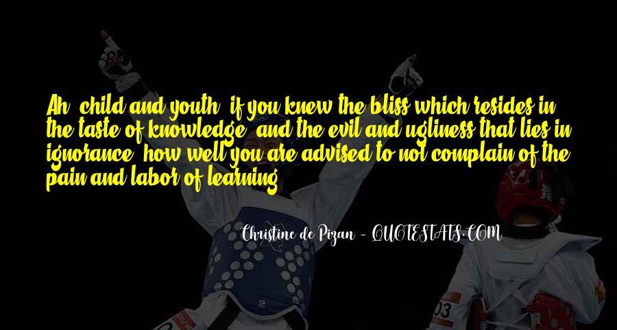 Christine De Pizan Quotes #81488