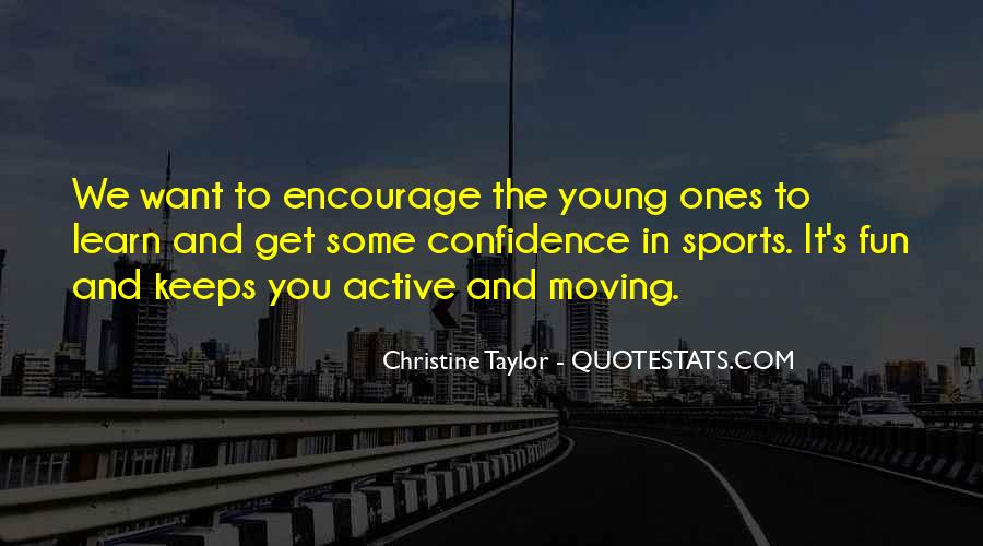 Christine Taylor Quotes #540972