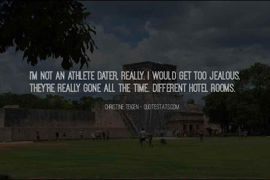 Christine Teigen Quotes #1276274
