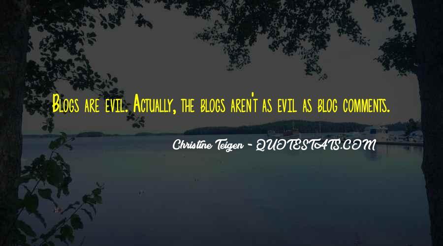 Christine Teigen Quotes #153177