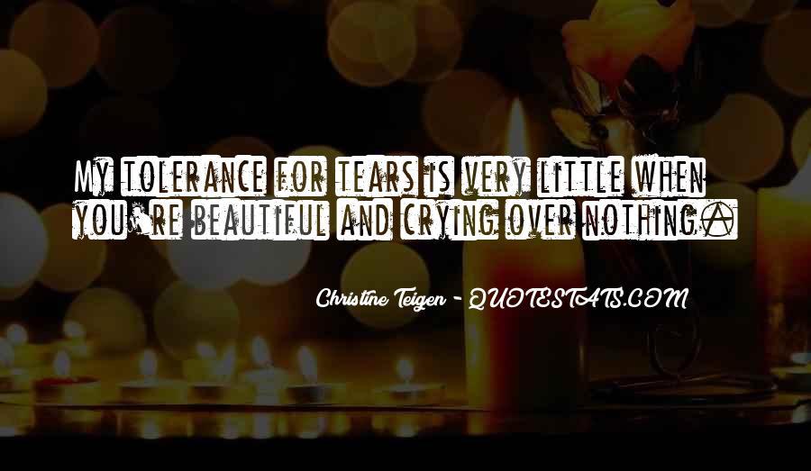 Christine Teigen Quotes #1552196