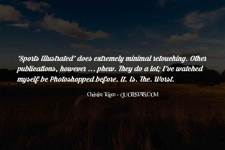 Christine Teigen Quotes #1644988