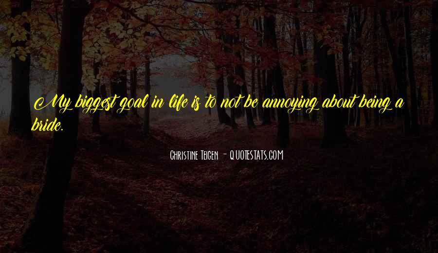 Christine Teigen Quotes #359629