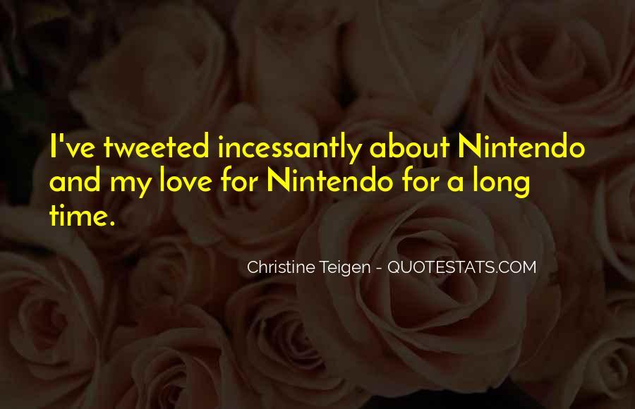 Christine Teigen Quotes #719303