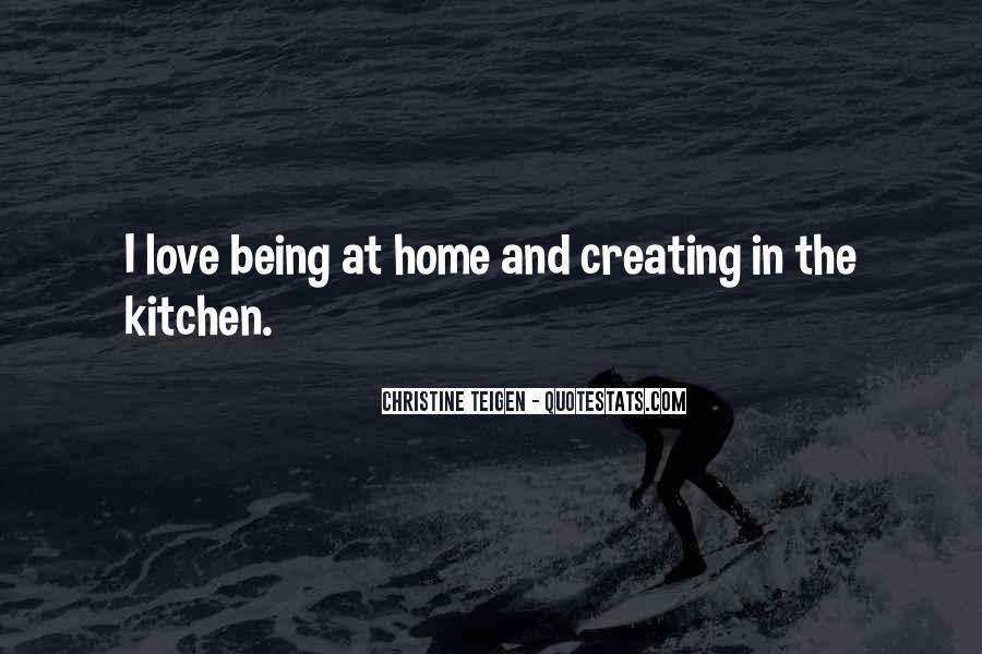 Christine Teigen Quotes #80614