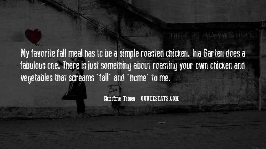 Christine Teigen Quotes #851164