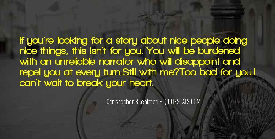 Christopher Buehlman Quotes #1355210