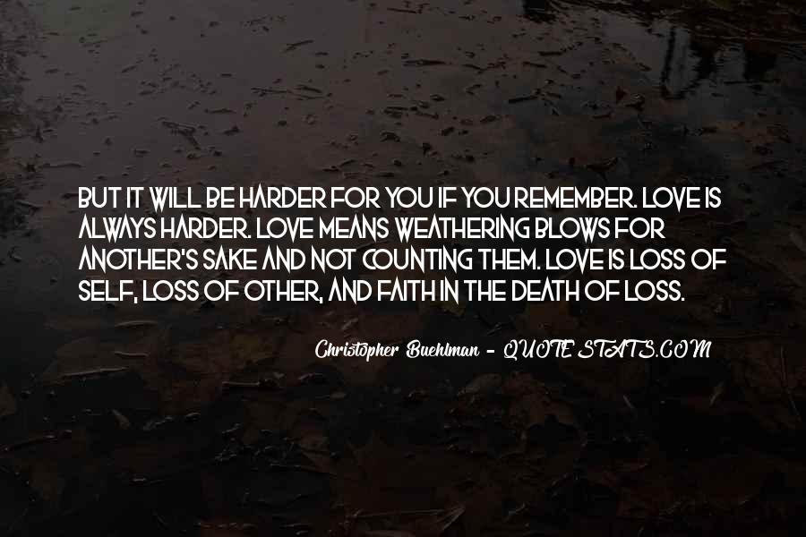 Christopher Buehlman Quotes #1420241