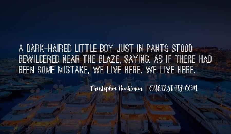 Christopher Buehlman Quotes #1736569
