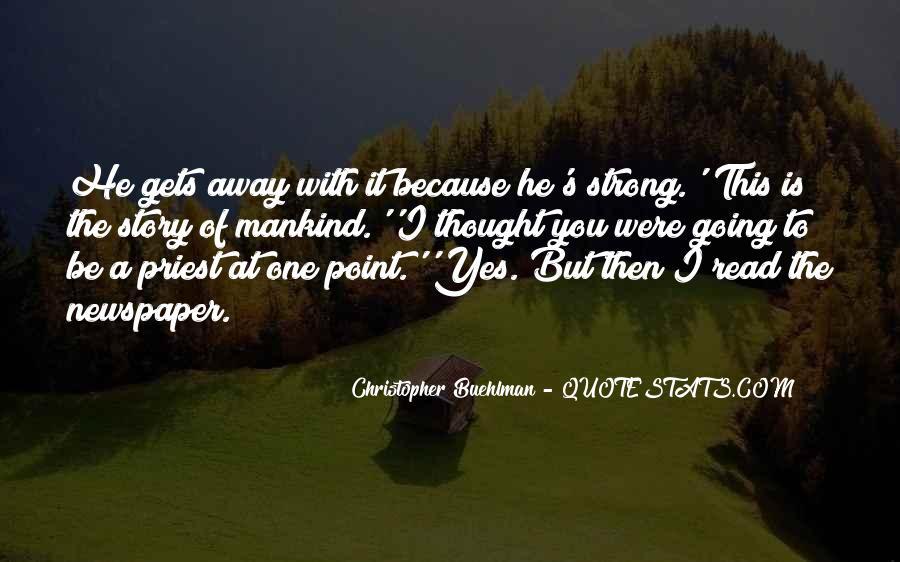 Christopher Buehlman Quotes #584519