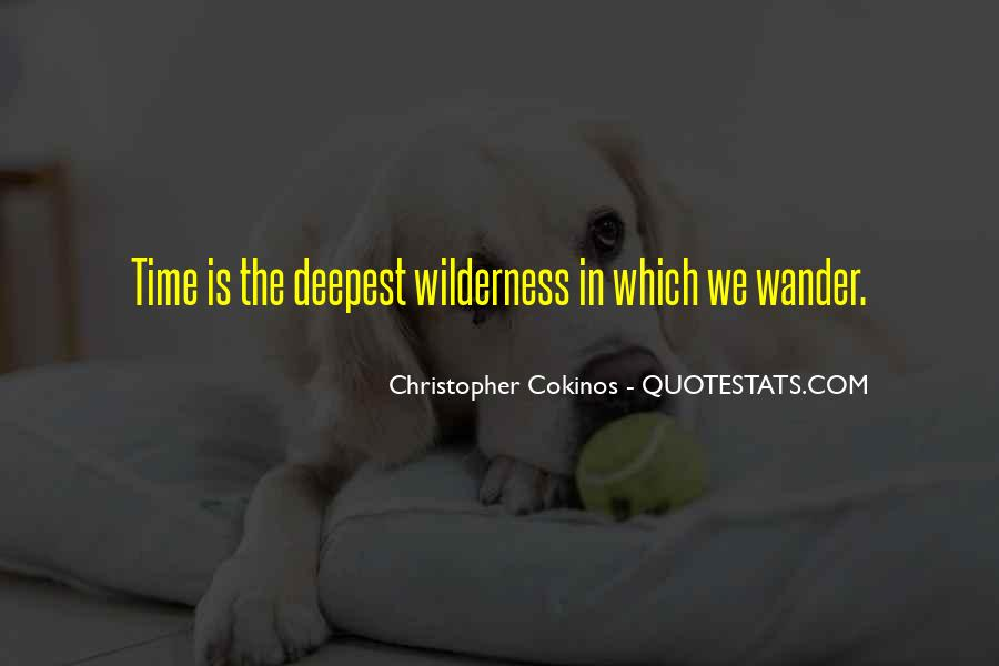 Christopher Cokinos Quotes #1388174