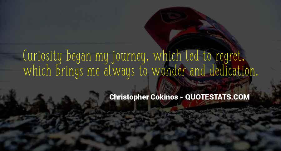 Christopher Cokinos Quotes #28648