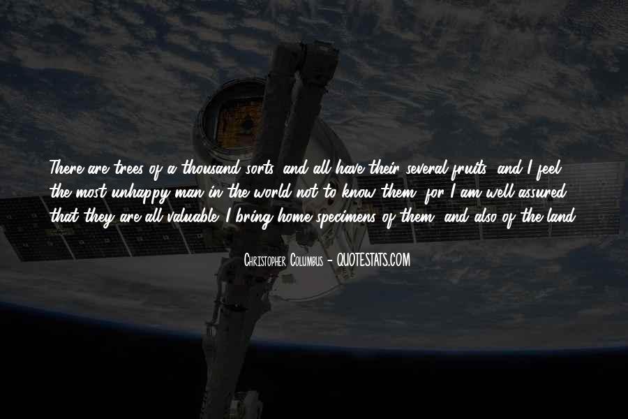 Christopher Columbus Quotes #1265799