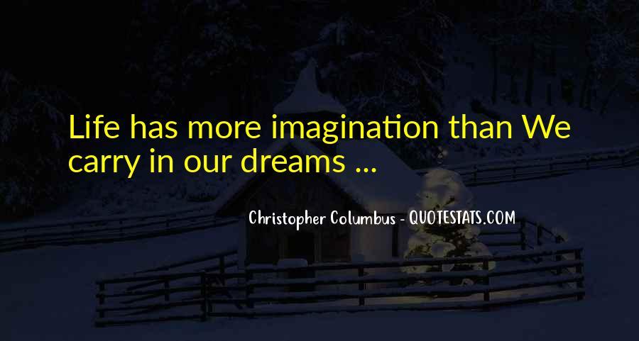 Christopher Columbus Quotes #1538532