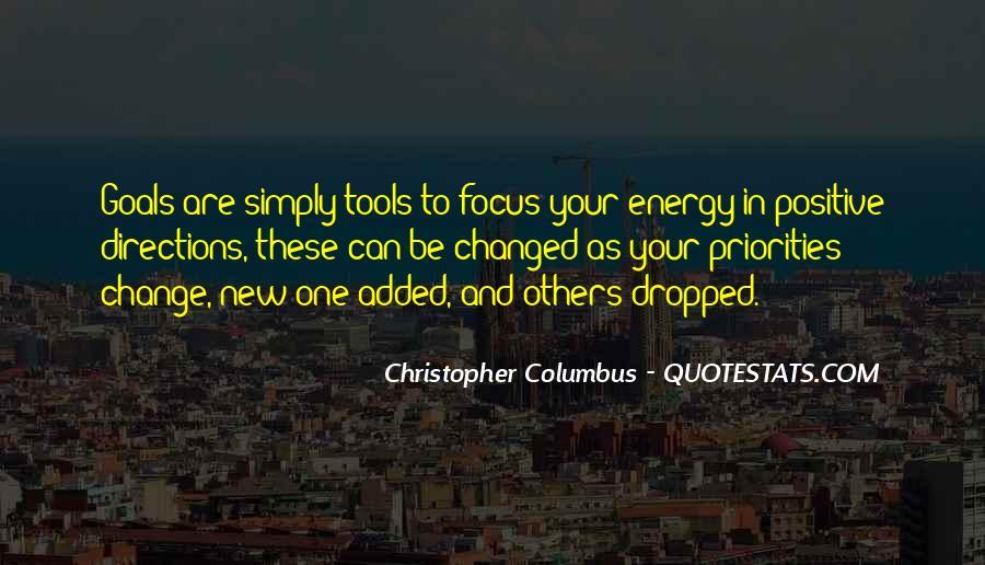 Christopher Columbus Quotes #1581472