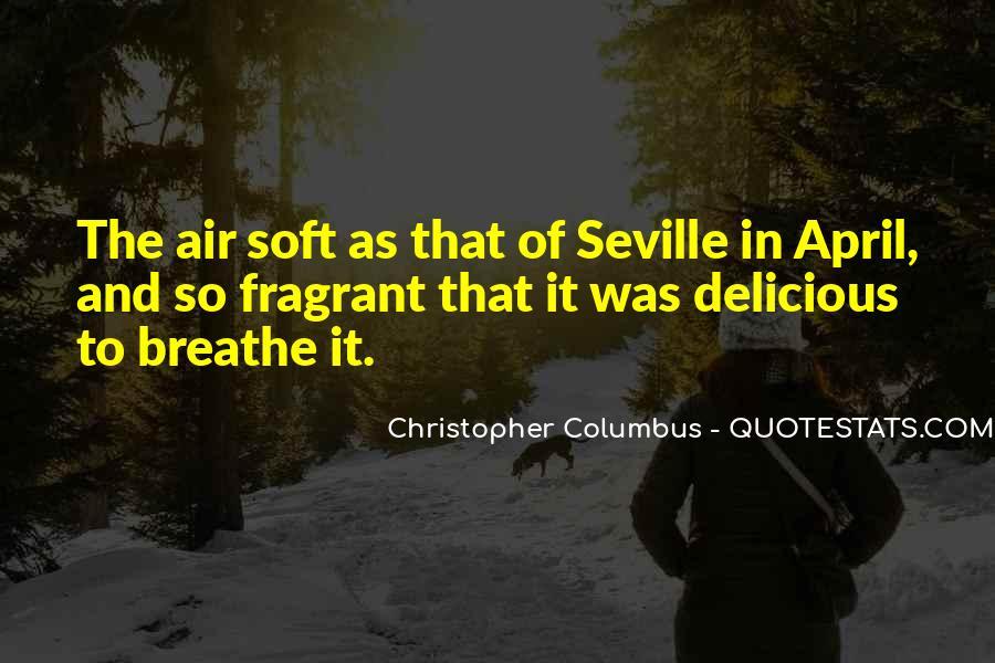 Christopher Columbus Quotes #1626106