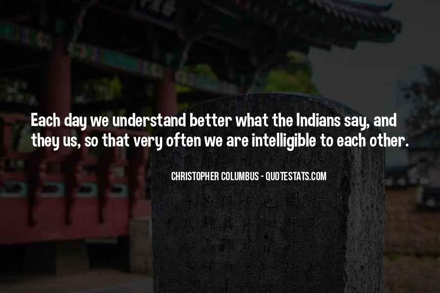 Christopher Columbus Quotes #1674579