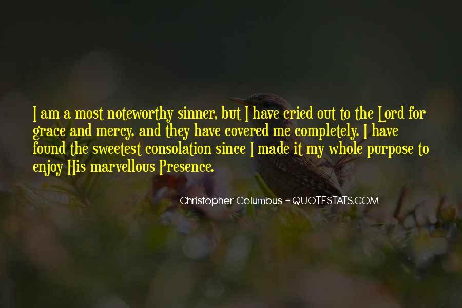 Christopher Columbus Quotes #1714248