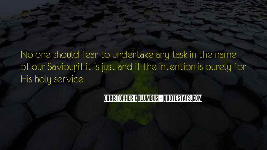 Christopher Columbus Quotes #221472