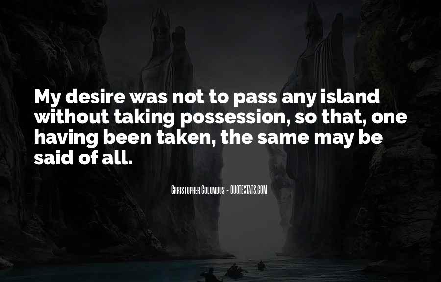 Christopher Columbus Quotes #228473