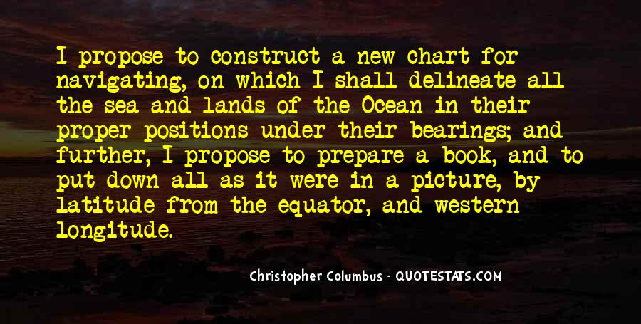 Christopher Columbus Quotes #548840