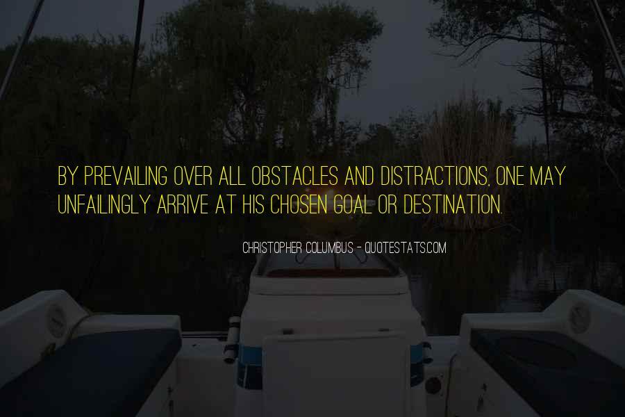 Christopher Columbus Quotes #674894
