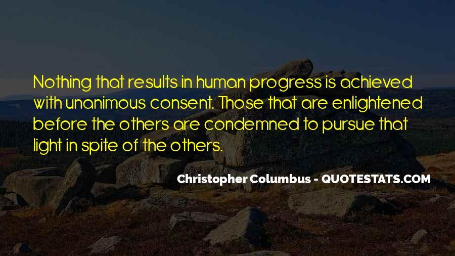Christopher Columbus Quotes #677380