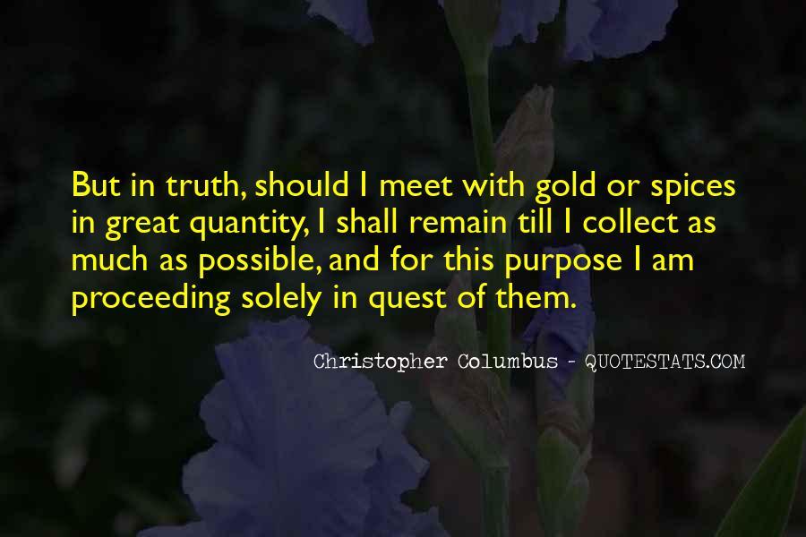 Christopher Columbus Quotes #957858