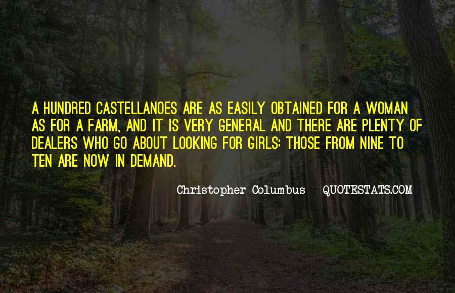Christopher Columbus Quotes #973560