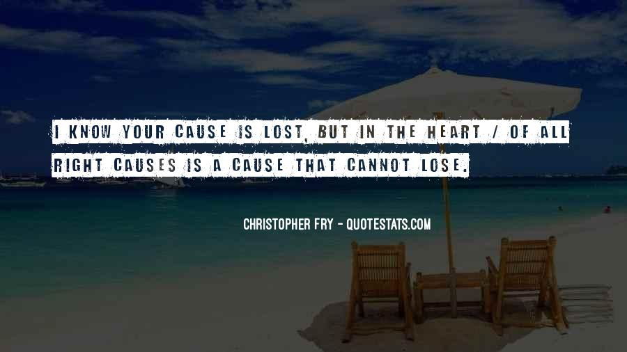 Christopher Fry Quotes #1720754