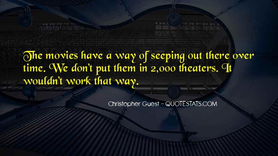 Christopher Guest Quotes #77469