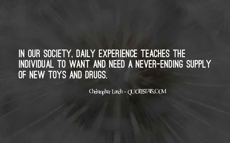 Christopher Lasch Quotes #1156925
