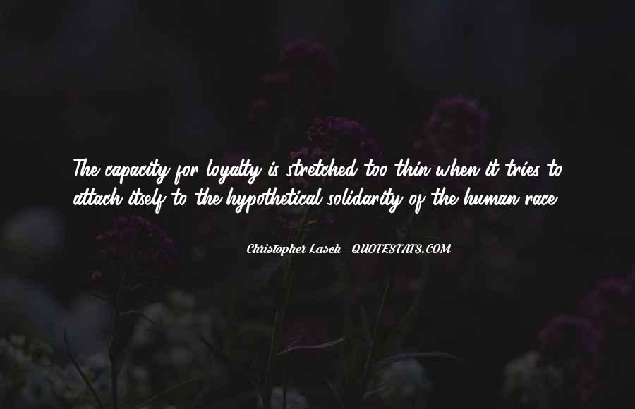 Christopher Lasch Quotes #1299687