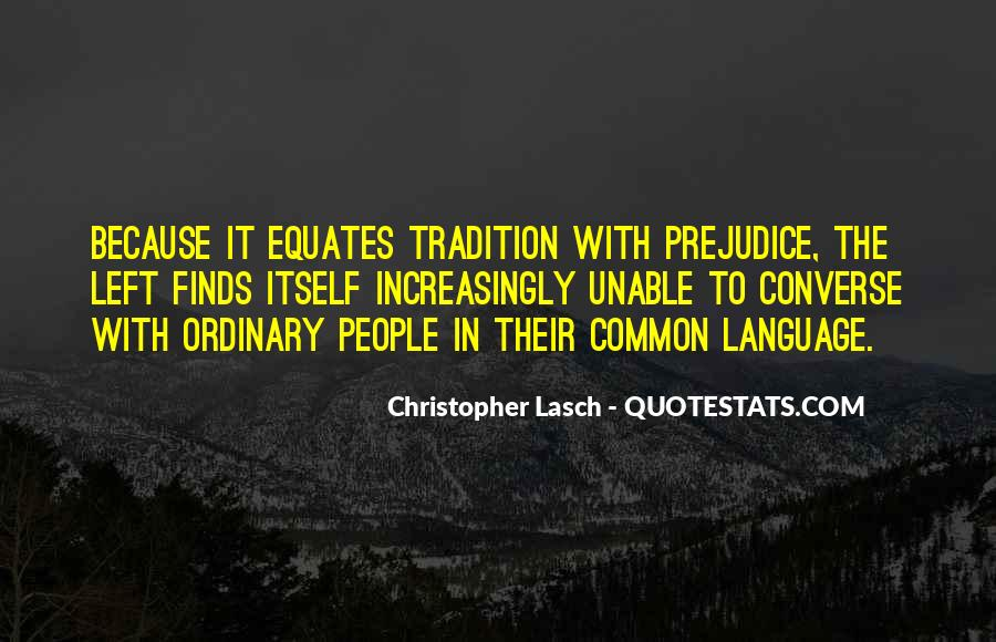 Christopher Lasch Quotes #1470840