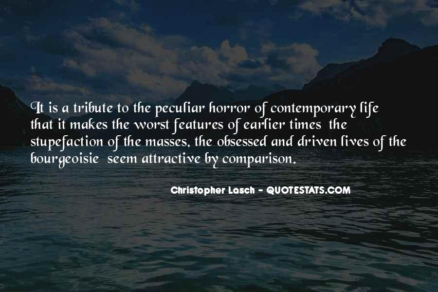 Christopher Lasch Quotes #166429