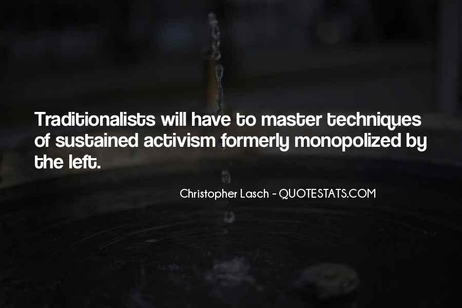 Christopher Lasch Quotes #1783761