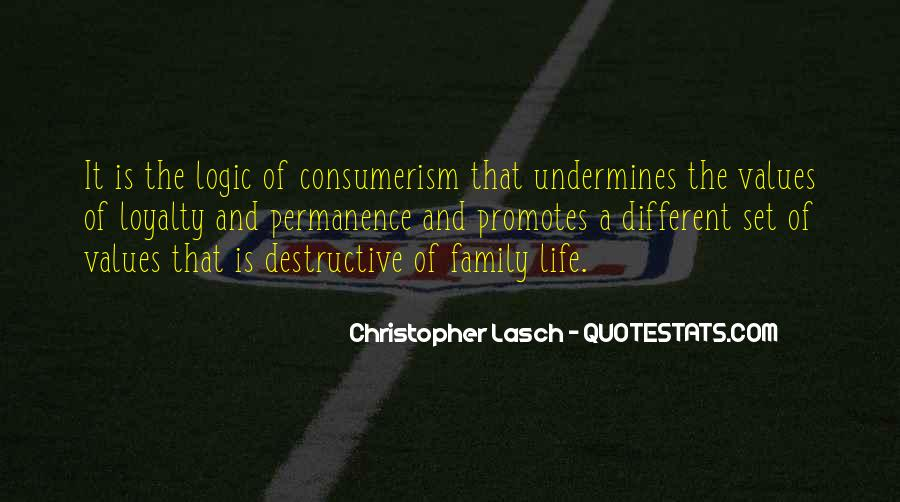 Christopher Lasch Quotes #299244