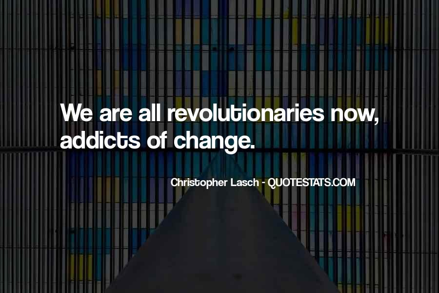 Christopher Lasch Quotes #390733