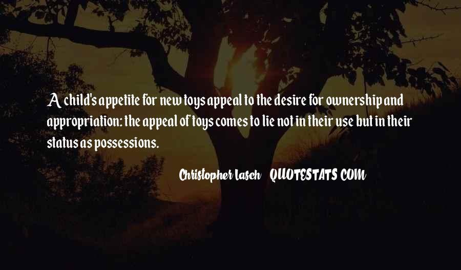 Christopher Lasch Quotes #845769