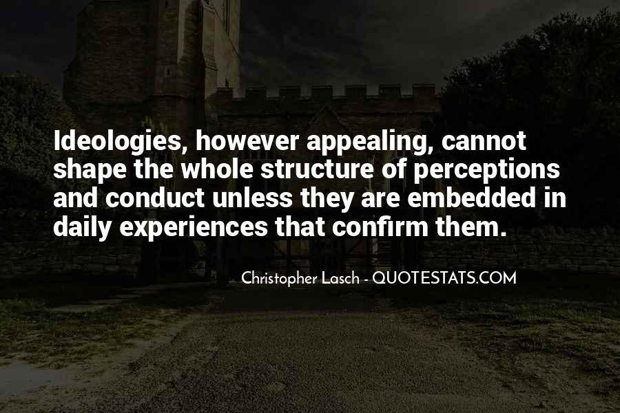 Christopher Lasch Quotes #935891