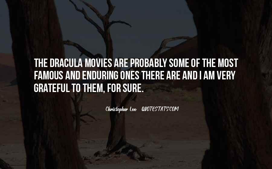 Christopher Lee Quotes #1634673