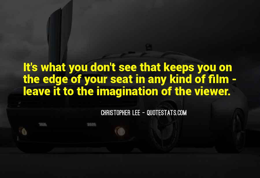Christopher Lee Quotes #1670226
