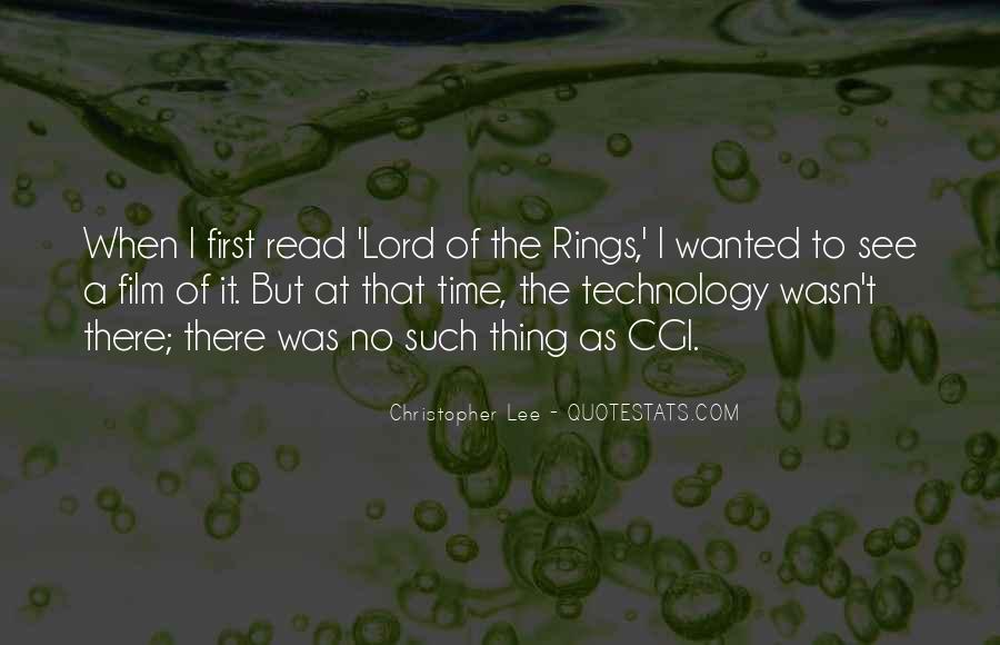 Christopher Lee Quotes #1874849