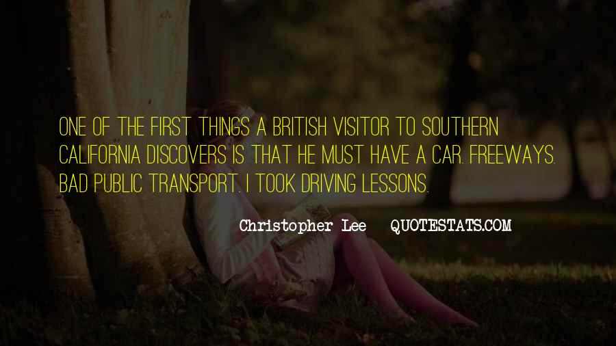Christopher Lee Quotes #797498