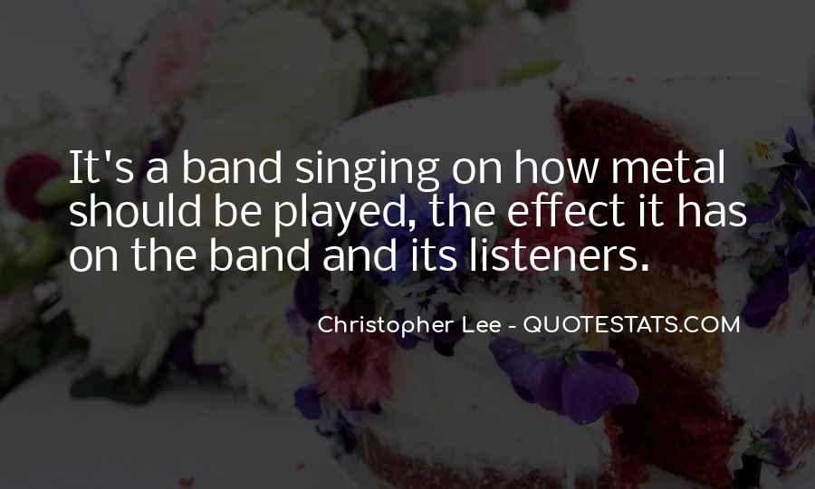 Christopher Lee Quotes #944513