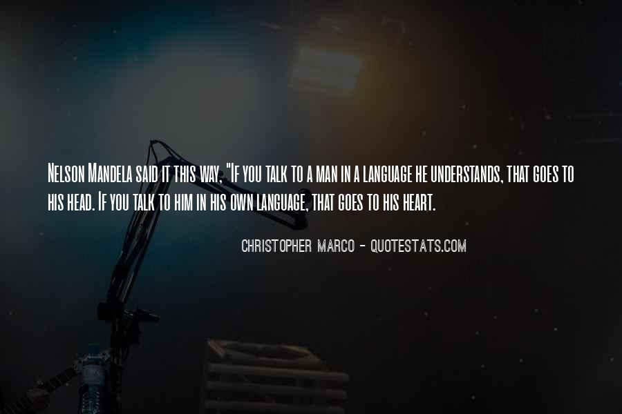 Christopher Marco Quotes #1833098